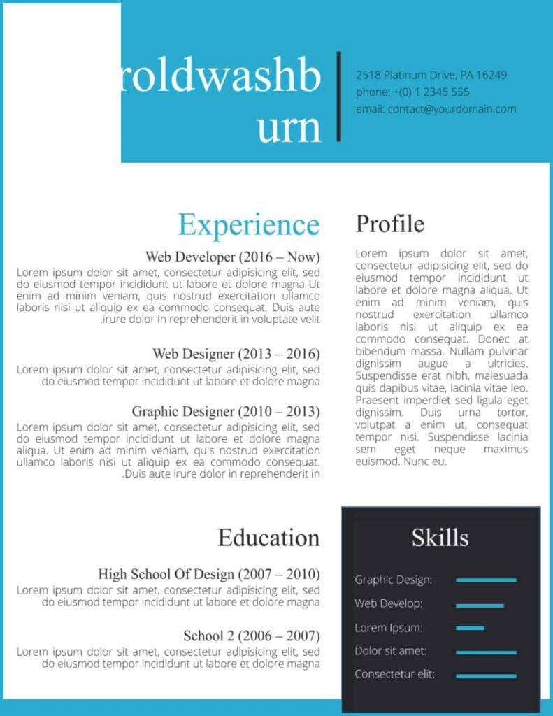 Curriculum-Vitae-Programer